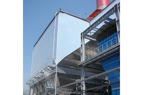 郝集电厂(350MW)电除尘